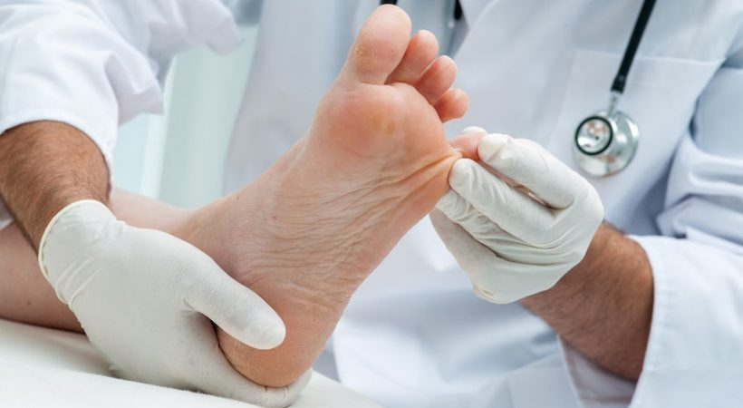 Diabetic Footcare & Check Up